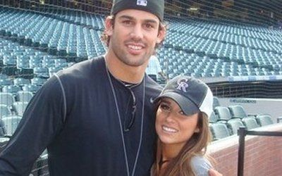 Eric Decker Jessie James and