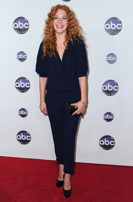 Rachelle Lefevre - Disney ABC Television Group's 'Winter Press Tour' at The Langham Huntington Hotel and Spa on January 10, 2011 in Pasadena, California
