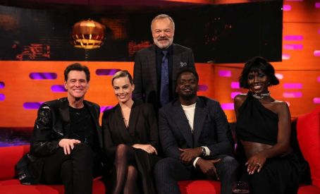 The Graham Norton Show in London (Jan/2020)