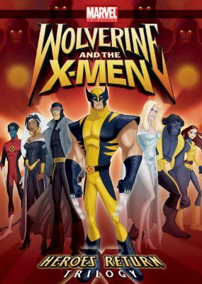 Wolverine and the X-Men Wolverine