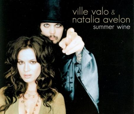 Natalia Avelon Ville Valo and