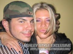 Ashley Massaro and Matt Hardy