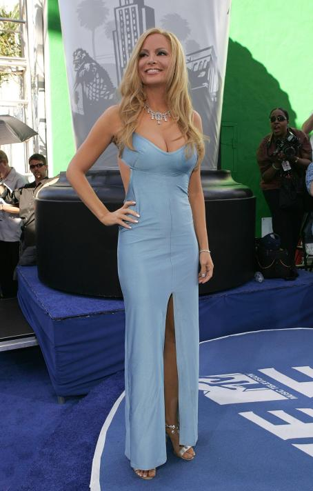 Cindy Margolis, Blue Dress, MTV Movie Awards