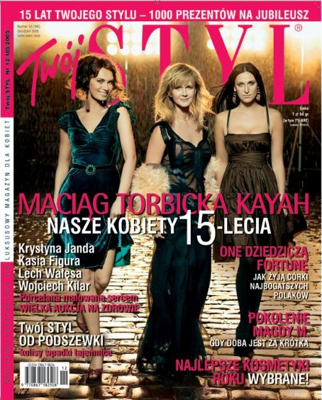 Kayah - Twój Styl Magazine [Poland] (December 2005)