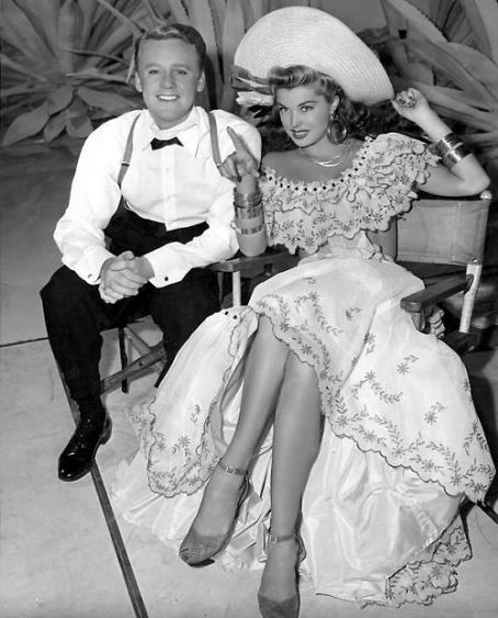 Van Johnson the luckiest guy in the world