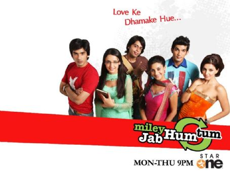 Arjun Bijlani Miley Jab Hum Tum TV Show Wallpapers