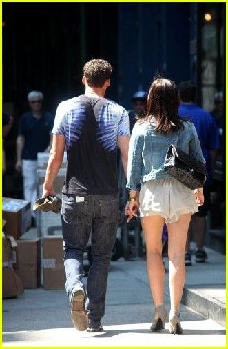 Austin Nichols Sophia Bush and