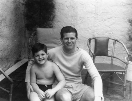 Joseph Kennedy Jr. Edward M Kennedy with brother Joseph P Kennedy 1939