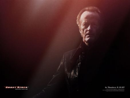 Peter Fonda Ghost Rider Wallpaper - 2007