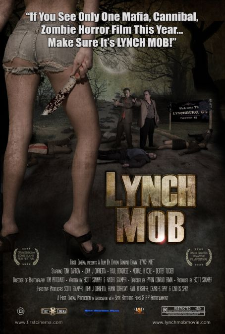 John J. Cornetta - Lynch Mob Movie Poster