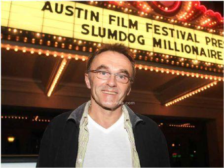 Danny Boyle director of slumdog millionaire