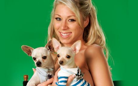 Katie Morgan katie and her dogs
