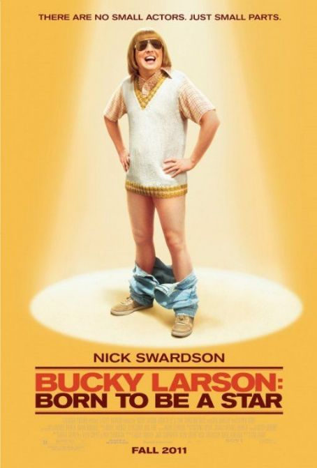 Bucky Larson: Born to Be a Star (2011) Poster
