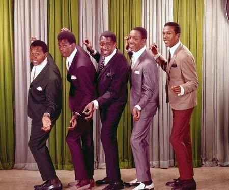Eddie Kendricks The Temptations