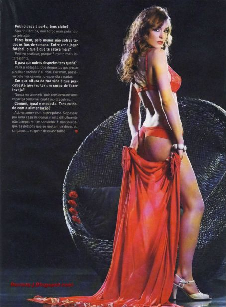 Mônica Carvalho - J Magazine Pictorial [Portugal] (7 September 2008)