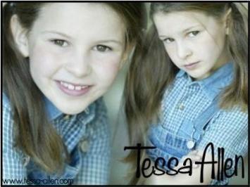 Tessa Allen and jlo