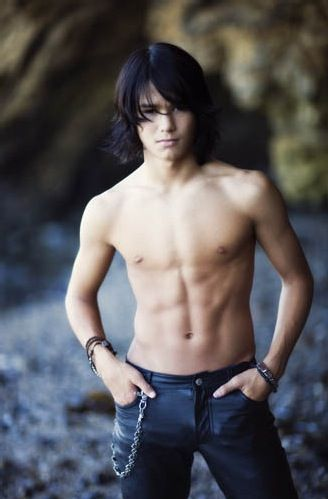 Booboo Stewart Seth Clearwater in Eclipse