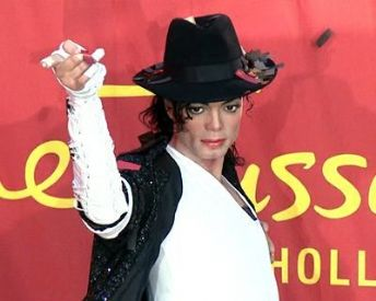 Michael Jackson Lives on at Madame Tussauds