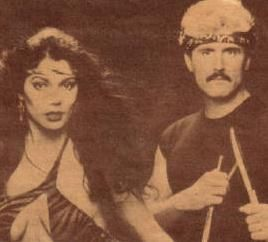 Apollonia Kotero - Greg Patschull and Apollonia
