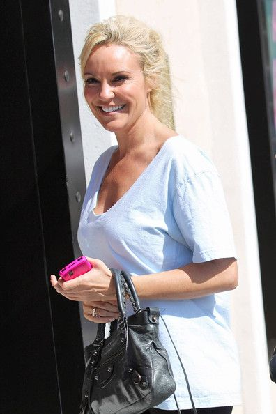 Jessica Hall Bridget Marquardt and  on Rodeo Drive