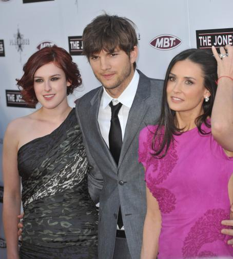 Rumer Willis - Premiere Of 'The Joneses' Held At Arclight Hollywood Cinema On April 8, 2010 In Los Angeles, California