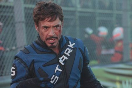 Tony Stark Iron Man 2 (2010)