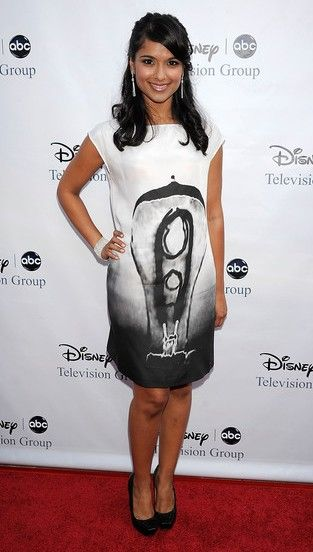 Dilshad Vadsaria Disney-ABC Television Group Summer Press Tour Party