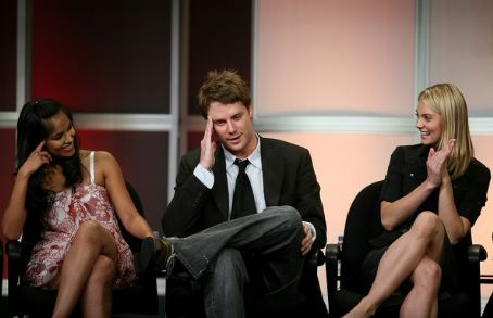 Spencer Grammer 2007 Summer TCA Tour
