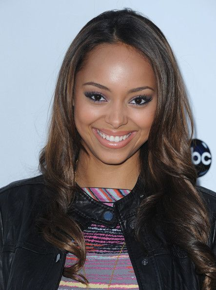 Amber Stevens Disney ABC Television Group hosts