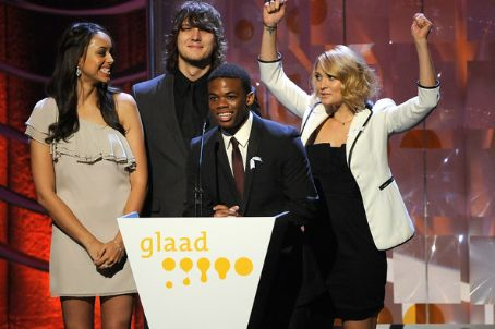 Spencer Grammer 20th Annual GLAAD Media Awards