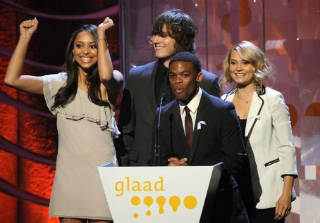 Spencer Grammer 20th Annual GLAAD Media Awards