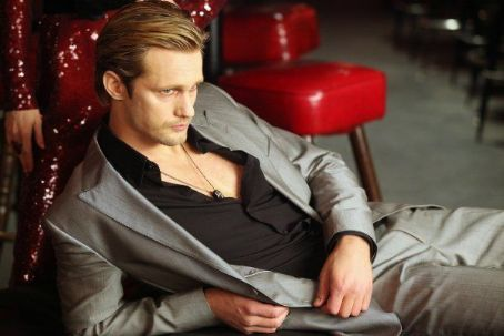 "Alexander Skarsgård ""True Blood"" (2008)"