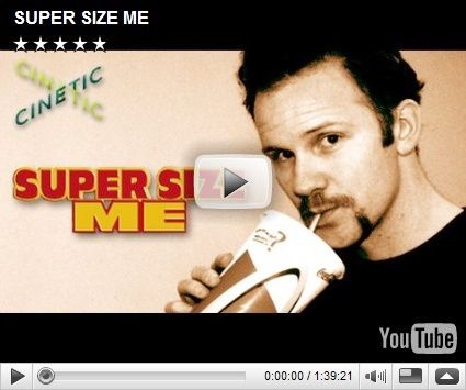 Morgan Spurlock Super Size Me