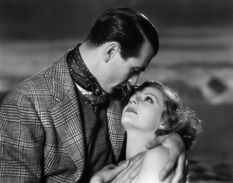 Tallulah Bankhead and Gary Cooper - Gary Cooper and Tallulah Bankhead in Devil and the Deep (1932)