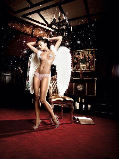 Lauren Ridealgh  - Baci Lingerie