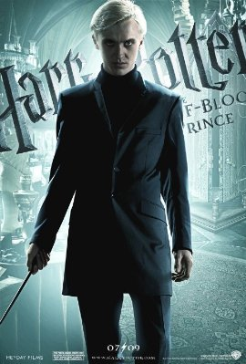Draco Malfoy Harry Potter and the Half-Blood Prince (2009)