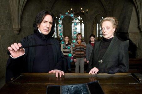 Severus Snape Harry Potter and the Half-Blood Prince (2009)