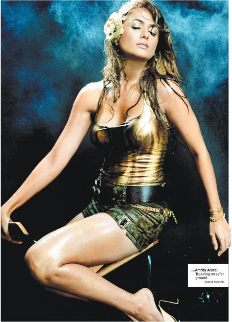 Amrita Arora  - DNA India Scan