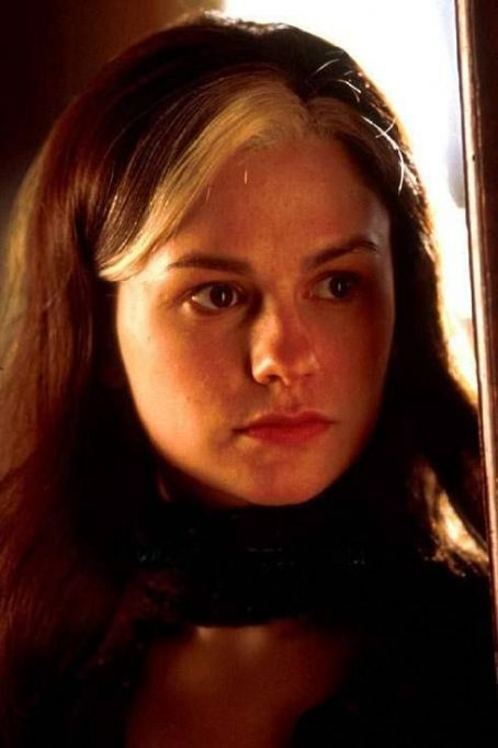 Rogue Anna Paquin as  in X-Men (2000)