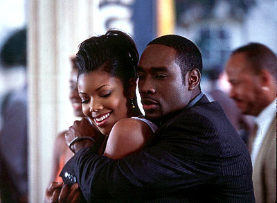 Two Can Play That Game Gabrielle Union and Morris Chestnut in Screen Gems'  - 2001