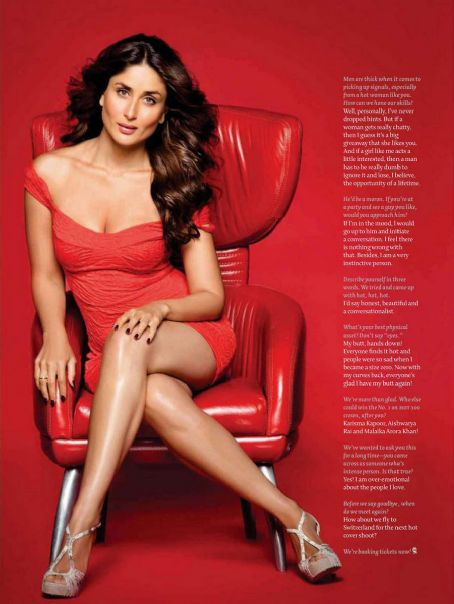 Kareena Kapoor Maxim India September 2012