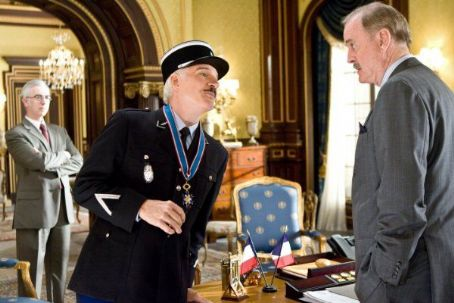 John Cleese The Pink Panther 2 (2009)