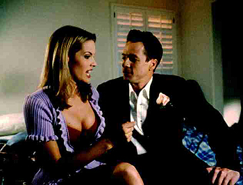 Love Stinks Bridgette Wilson and French Stewart in