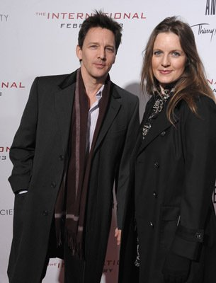Andrew McCarthy The Cinema Society and Angel by Thierry Mugler Host a Screening of The International
