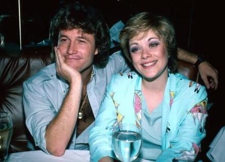 Donna Pescow Andy Gibb and