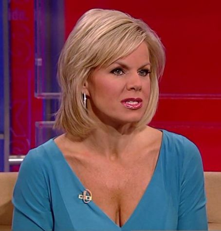 Gretchen Carlson - Cleavage