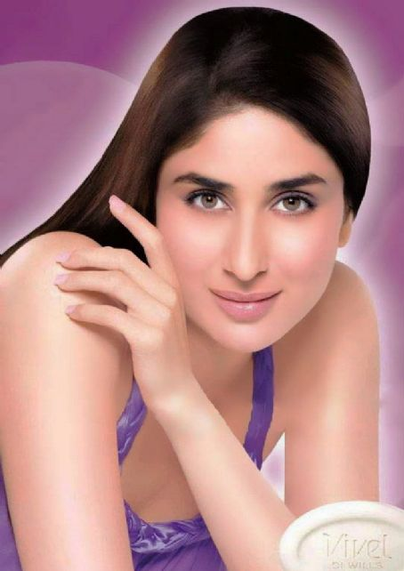 Pictures of Kareena Kapoor for different commercials