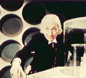 William Hartnell  - The first incarnation of the Doctor in Doctor Who, from 1963 to 1966.