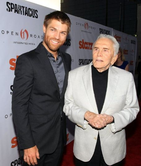"Starz Celebrate Kirk Douglas And ""Spartacus"""
