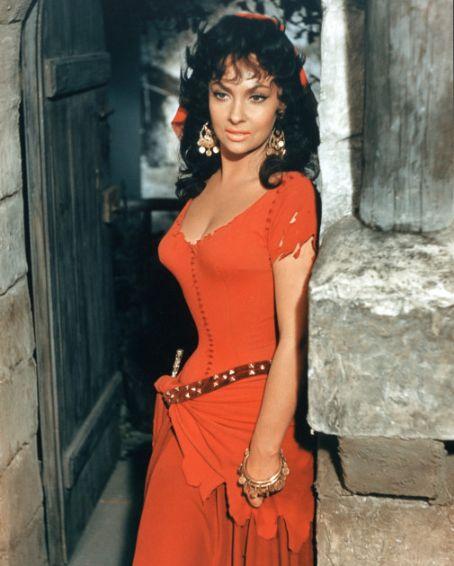 Gina Lollobrigida as Esmeralda Gina Lollobrigida Esmeralda
